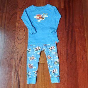 babyGap Tiger Pajama Set 18-24 Months